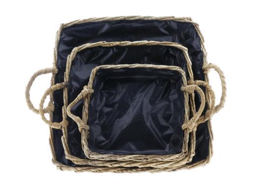 <h4>Basket Waterhyac.s/3 50x50x10c</h4>