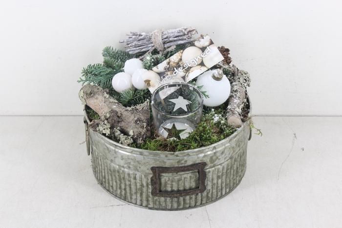 <h4>arr.. Kerst MB - Zink green L wit</h4>