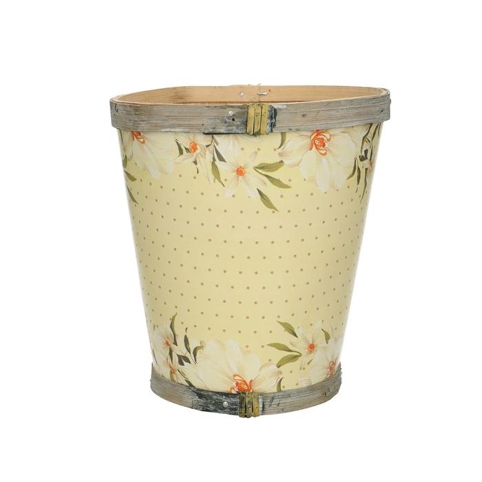 <h4>Hout Narcis pot d13*14cm</h4>