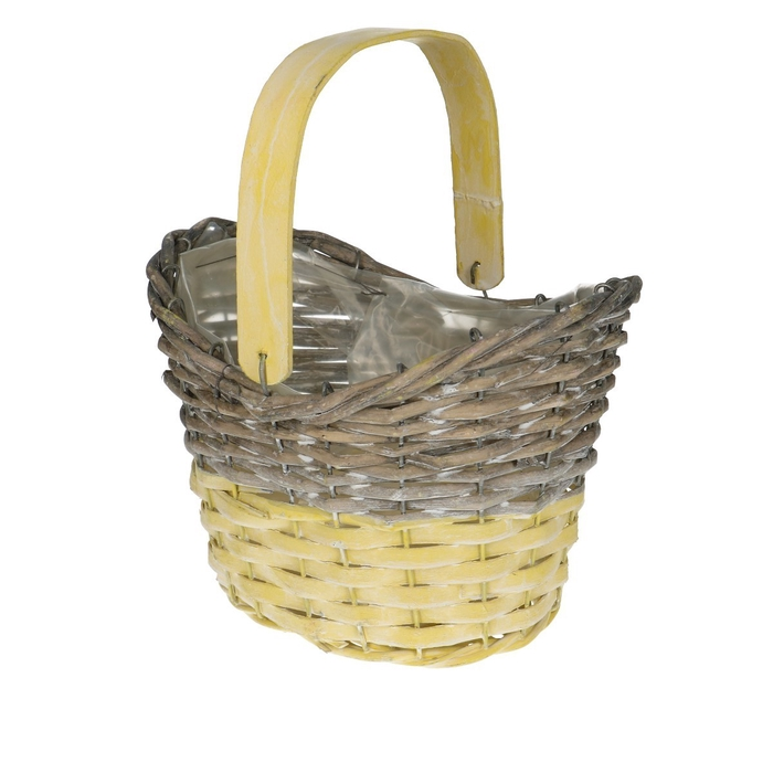 <h4>Baskets Griff tray oval 24*17*12cm</h4>
