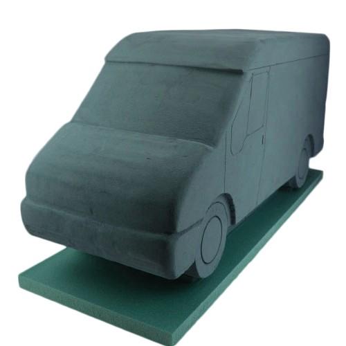 <h4>Steekschuim Basic 3D Transit Van 83*28*38cm</h4>