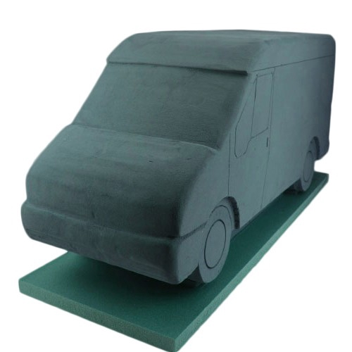 <h4>Foam Basic 3D Transit Van 83*28*38cm</h4>