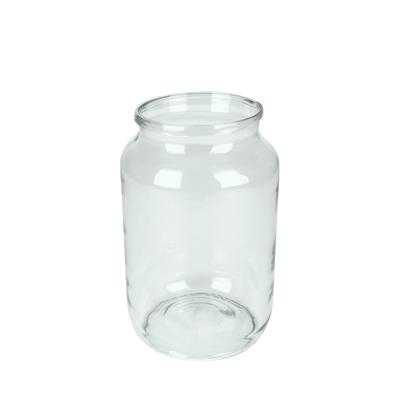 <h4>Vaas Clermont Ø18xH30cm recycled glas</h4>