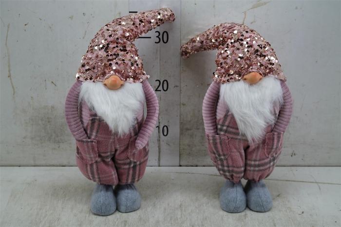 <h4>5007 Deco Stand.gnome Lounger L15.0w11.0</h4>