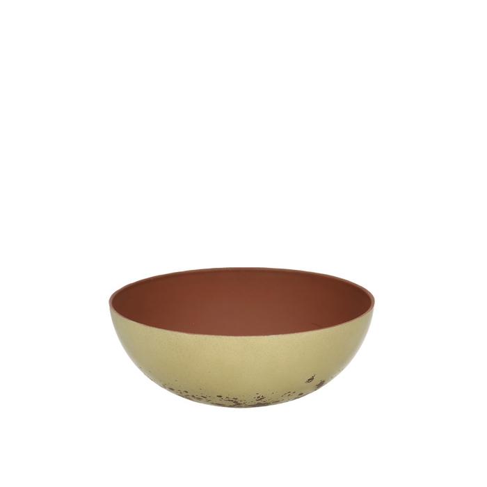 <h4>Plastic Melam rust bowl d20*7.5cm</h4>