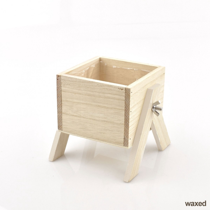 <h4>Hout Bak burned wood d11.5*13cm</h4>