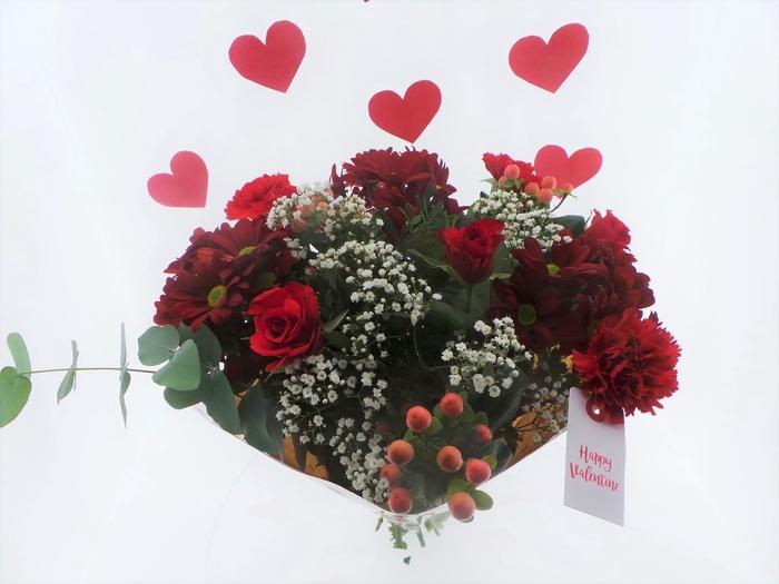 <h4>Bouquet Happy Valentine</h4>