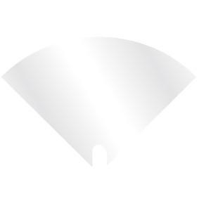 <h4>Hoezen Moon Matt Frosted 35*35cm x50</h4>