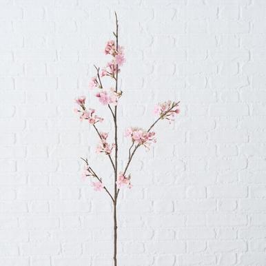 <h4>Zijde, Kersenbloesem, H 109 cm, 1 ass, Light rose</h4>