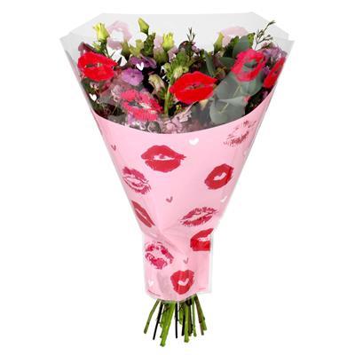 <h4>Housses 52x35x10cm OPP40 Sweet Kisses</h4>