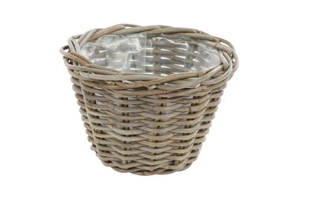 <h4>Basket Pryor d28xh19 grey</h4>