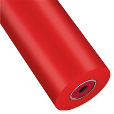 <h4>Film sur rouleau OPP25mu 500mx60cm Frost rouge</h4>
