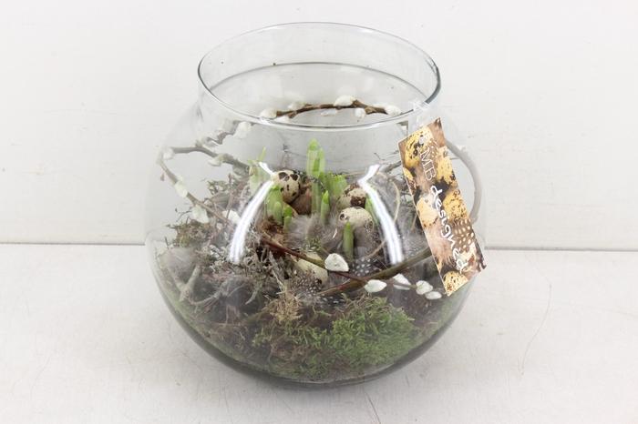 <h4>arr.. Narcis MB - Glas bol XL naturel</h4>