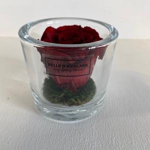 Cilinder d9x8h bordeaux roos