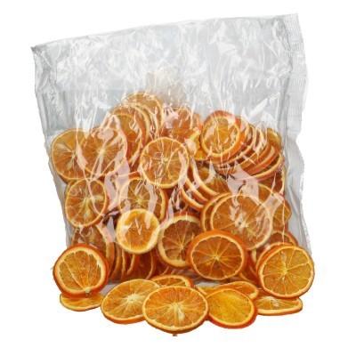 <h4>Droogvrucht Sinaasappelschijfjes 250g</h4>
