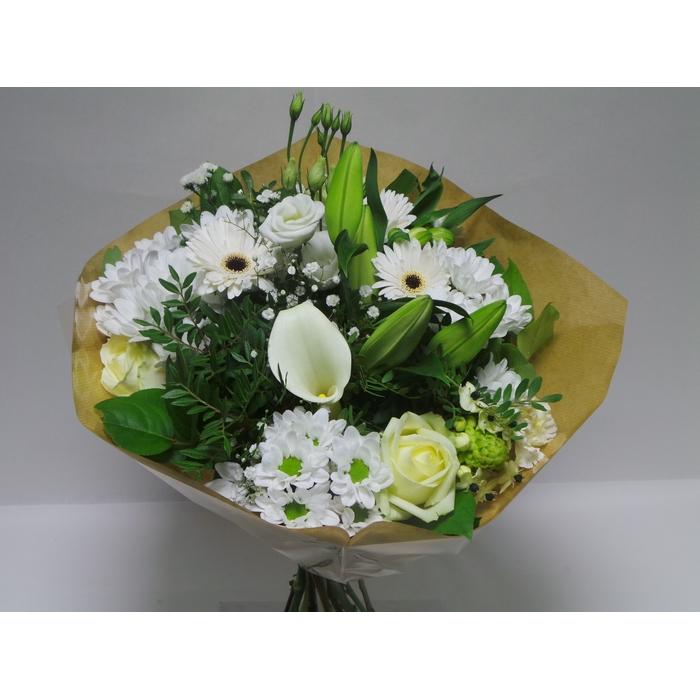 <h4>Bouquet KIM Large White</h4>