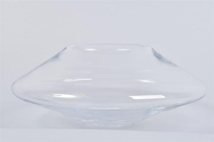 <h4>Glas Vaas Discus Cc 30x12cm</h4>