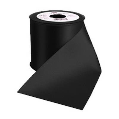 <h4>Funeral ribbon DC exclusive 70mmx25m black</h4>