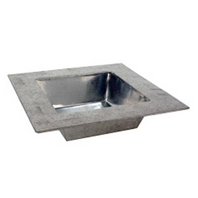 <h4>Bowl Alicante zinc L31xW20xH5,5cm</h4>