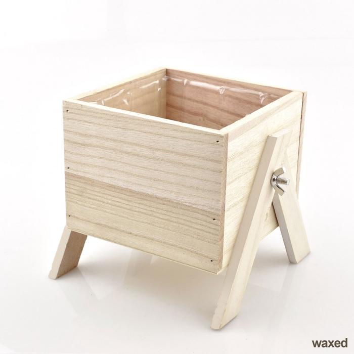<h4>Hout Bak burned wood d14.5*16.5cm</h4>