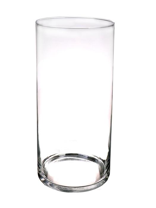 <h4>DF883743300 - Cylinder vase Maida d19xh50 clear</h4>