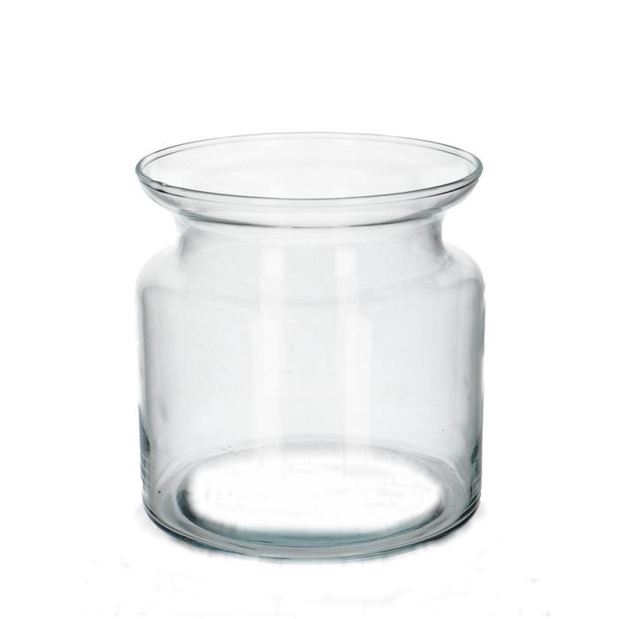 <h4>Glas Melkbus d14.5/15*15cm</h4>
