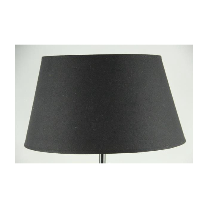 <h4>Lamp Shade Ø45xh25cm Black</h4>