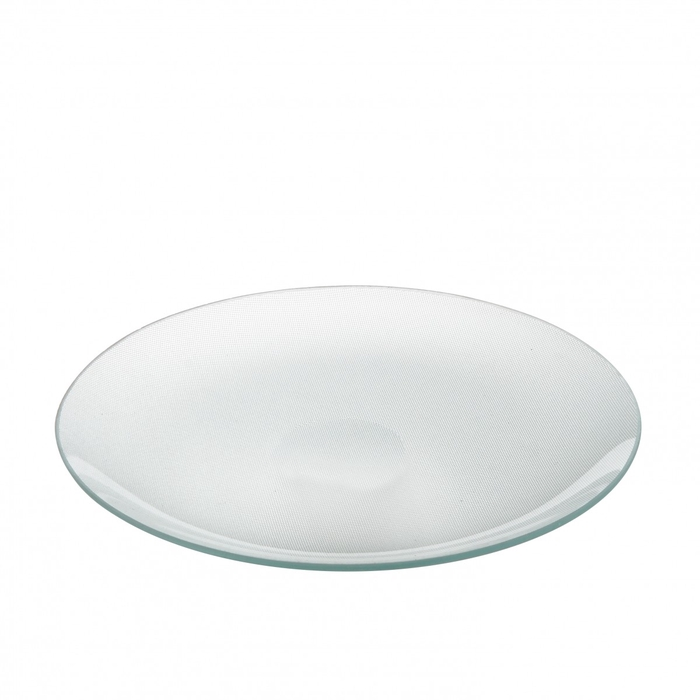 <h4>Glass Bowl round 25cm</h4>