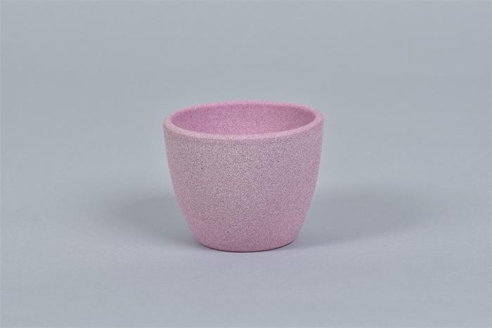 <h4>Keramiek Pot Rosepink 8cm</h4>