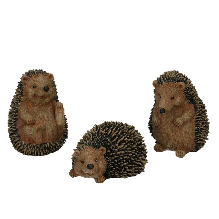 <h4>Autumn Hedgehog 12cm ass.</h4>