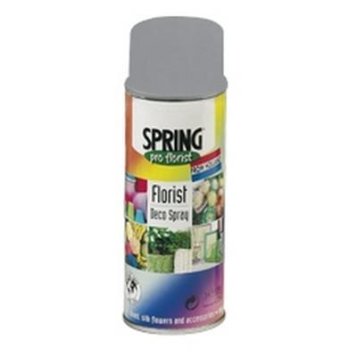 <h4>'Spring' Spray de decoration 400ml brite argent003</h4>