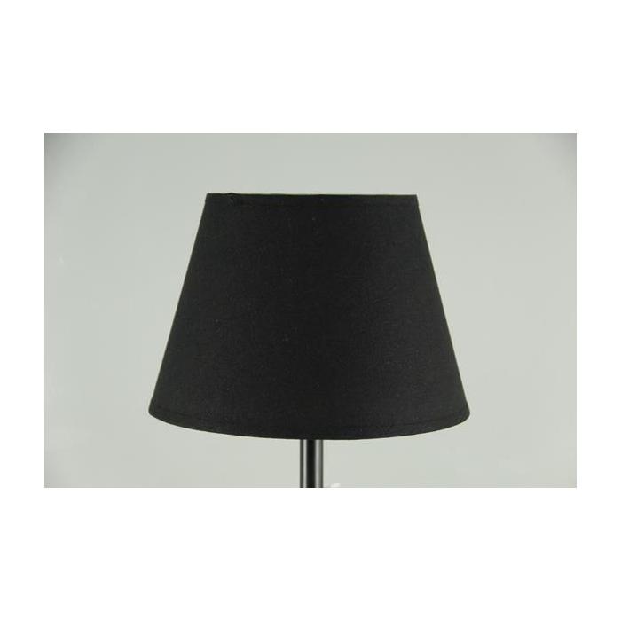 <h4>Lamp Shade Ø25xh16cm Black</h4>