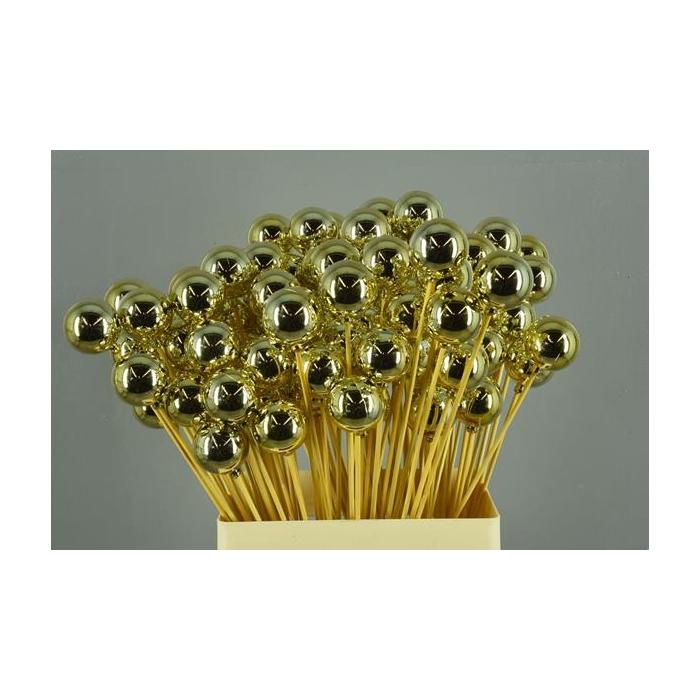 <h4>Stick Ball C. Ø4 Gold Shiny</h4>