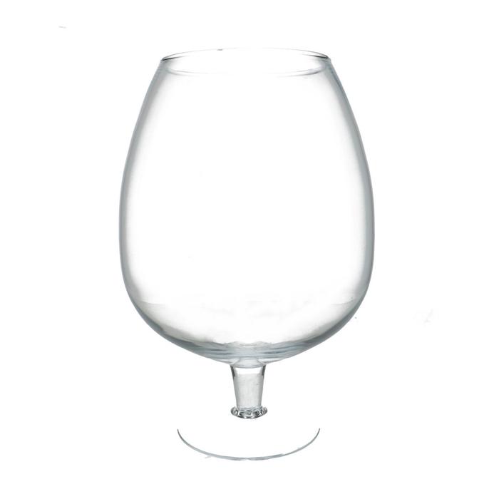 <h4>Glass Cognacglass d15/24*35cm</h4>