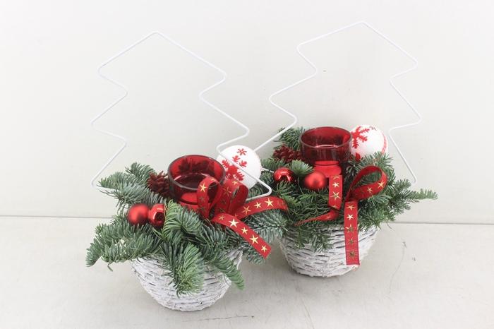 <h4>arr.. Kerst PL - Kerstboom rood</h4>