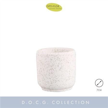 <h4>Dec Keramiek Chianti White 7cm</h4>