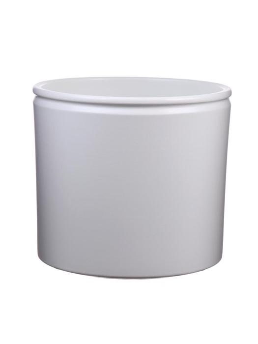 <h4>DF883619000 - Pot Lucca1 d27.8xh25.7cm vanilla matt</h4>