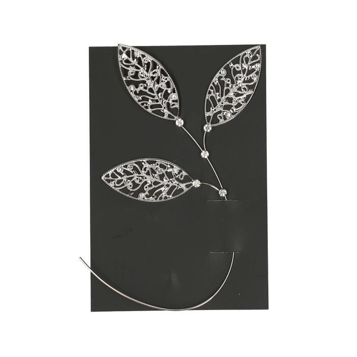 <h4>Bruiloft Lacey blad 23cm</h4>