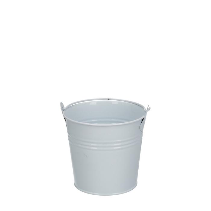 <h4>Zinc Bucket  d10*09cm</h4>