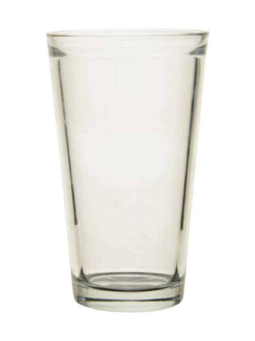 <h4>DF882424200 - Vase Chicago d13xh22 clear</h4>