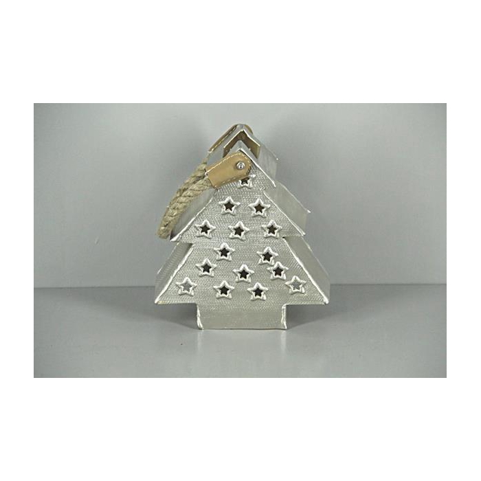 <h4>Lantern Mtl Tree Nickle/gold20</h4>