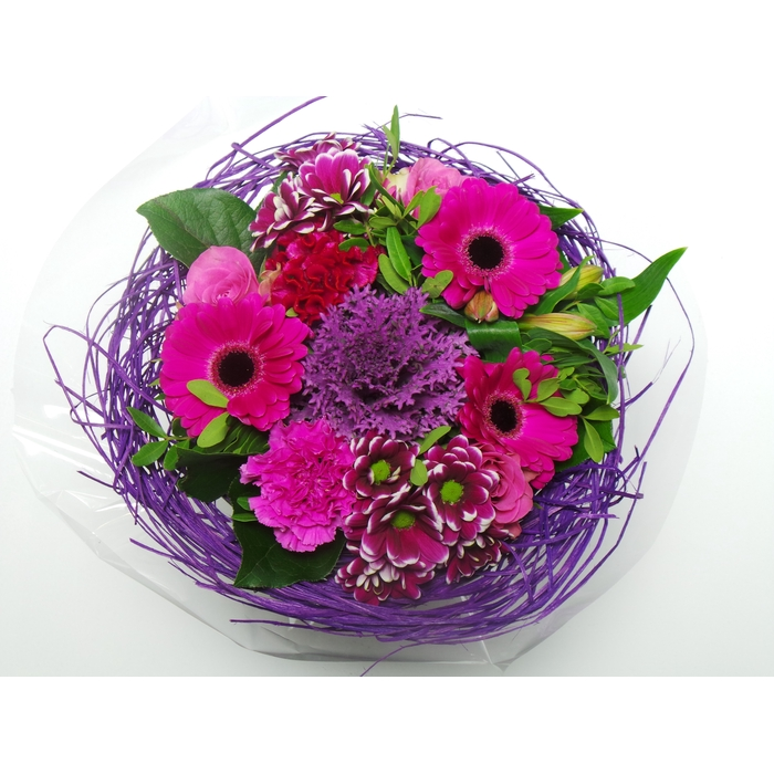 <h4>Bouquet Sisal Large Lilac</h4>
