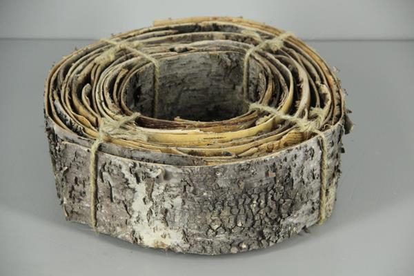 <h4>Birch Bark Roll Natural 28x10</h4>