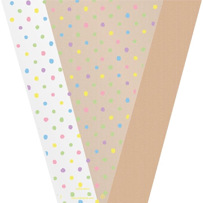<h4>Sleeves Celebration 50*35*10cm x25</h4>