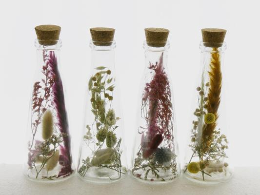 <h4>Df Bottle Dried Flowers Mix/4</h4>