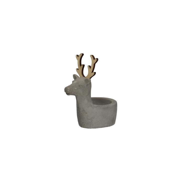 <h4>Candlelight Reindeer d6*6cm</h4>