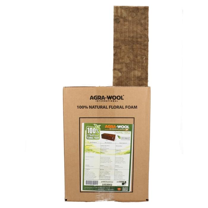 <h4>Steekschuim  Blok Agra-Wool 23*10*7cm x20</h4>