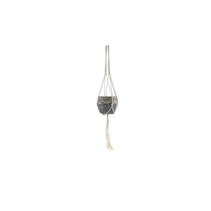 <h4>Basket Willow+hanger Ø10x10cm</h4>