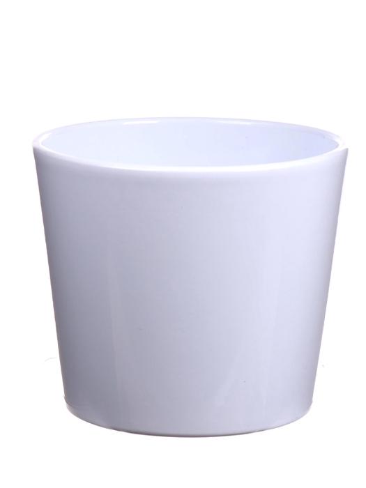 <h4>DF881879600 - Pot Dida d13.5xh12.5 white</h4>