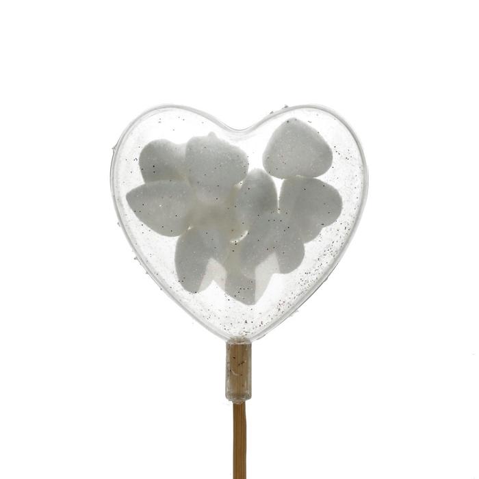 <h4>Opruiming Valentijn 50cm Hart suprise 7cm</h4>